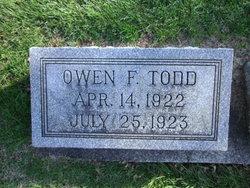 Owen F. Todd
