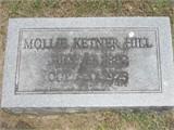 Mary B. Mollie <i>Ketner</i> Hill