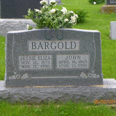 Jessie Eliza <i>Kelly</i> Bargold
