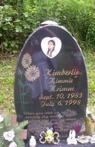 Kimberlie Rose Krimm