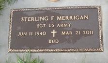 Sterling Francis Bud Merrigan