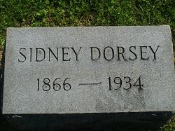 Sidney Dorsey