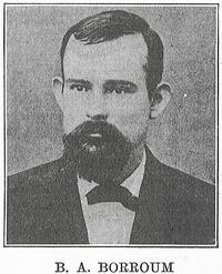 Benjamin Avent Borroum