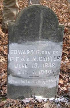 Edward Grey Carter