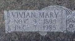 Vivian Mary <i>Willscroft</i> Abercrombie