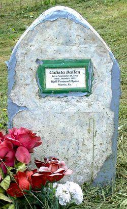 Clista Conley Bailey