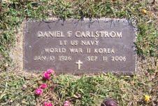 Daniel Frederick Carlstrom