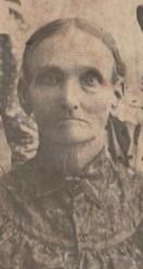 Nancy Ann <i>Earnest</i> Baker