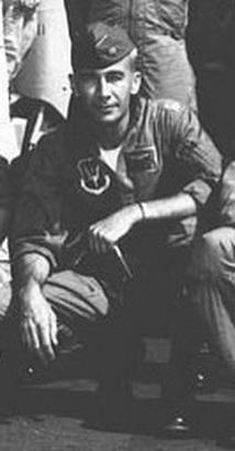 Maj John Russell Russ Hills