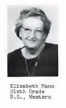 Elizabeth <i>Campbell</i> Mann