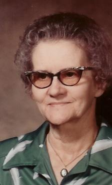 Gladys <i>Gregg</i> Ballinger