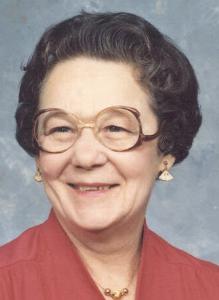 Helen L. <i>Krouse</i> Adams