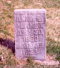 Anna E. Lamire