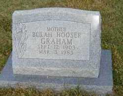 Bulah Anna <i>Hooser</i> Graham