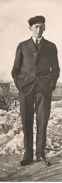 PVT Johannes Siguard Peterson