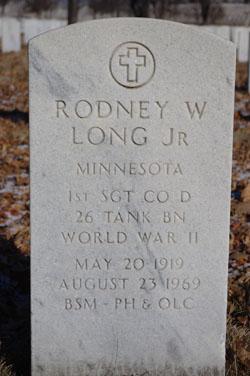 Rodney Willis Long