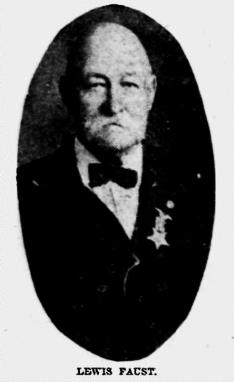 Lewis Levi Faust
