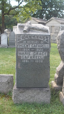 Vincenzo Cafarelli