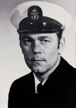 CPO William Harrison Bill English, Sr