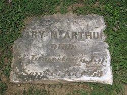 Mary <i>Michie</i> McArthur