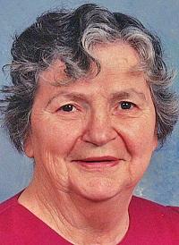 Gladys <i>Tennant</i> Darrington
