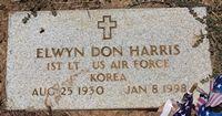 Elwyn Don Harris