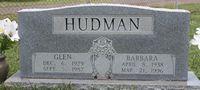 Barbara Sue <i>Haley</i> Hudman