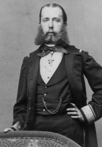 Ferdinand Maximilian Habsburg