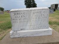 Annie Cornelia <i>Walker</i> Allen