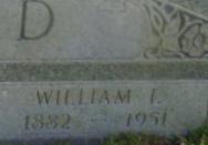 William I Beard