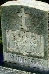 David Vance Workman