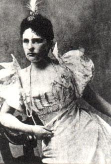 Theresa Alice Tessie <i>Fair</i> Oelrichs