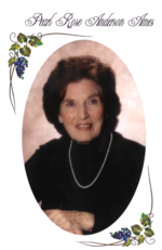 Pearl Rose <i>Anderson</i> Ames