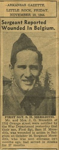 Samuel H Meredith