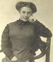 Ardella Della <i>Geiger</i> Vickers Mottie