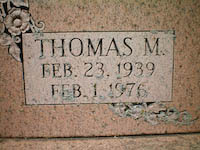 Thomas M. Becker