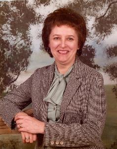 Phyllis May <i>Moberly</i> Avery