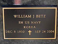 William J. Betz