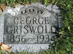 George William Griswold