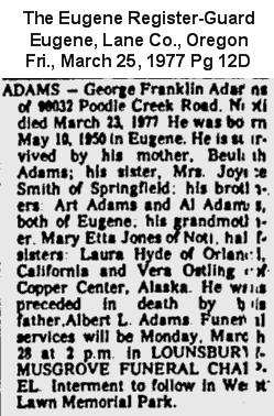 George Franklin Adams