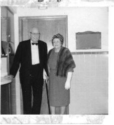 Gladys Augusta Aunt Tuttie <i>Fell</i> Beschorner