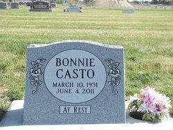 Bonnie Lou <i>Godley</i> Casto