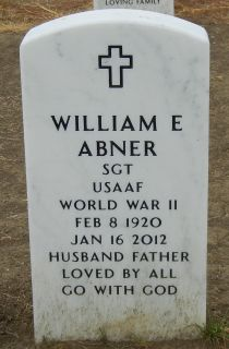 William E Wild Bill Abner