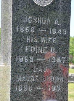 Maude E <i>Richards</i> Brown