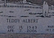 Teddy Albert Barclay