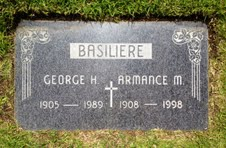 George Harry Basiliere