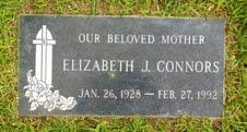 Elizabeth Jane BETTY <i>Riddle</i> Connors