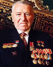 Sergey Aleksandrovich Afanasyev