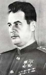 Gen Ivan Danilovich Chernyakhovsky