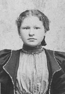 Blanche Nettie <i>Meriwether</i> Beadell